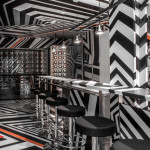 Bar Oppenheimer by artist Tobias Rehberger, New York