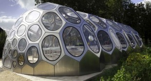 Spaceplates Greenhouse by N55 + Anne Romme