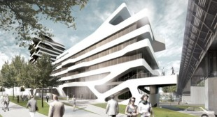 New Institute Building for FOM by J. Mayer H. Architects
