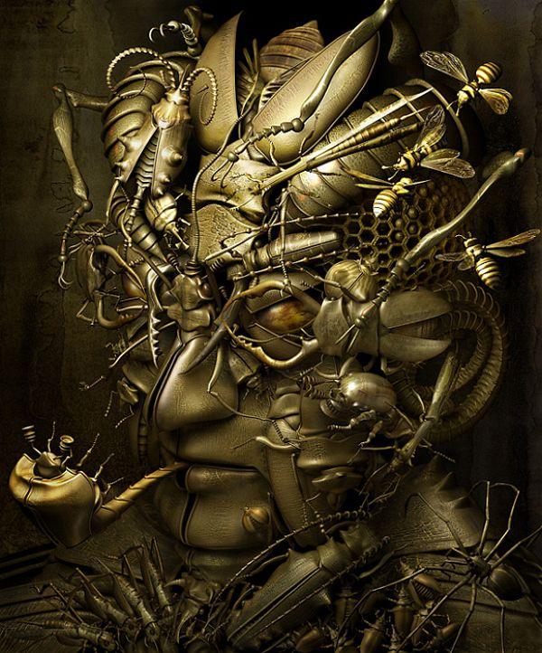 Artwork by Kazuhiko Nakamura