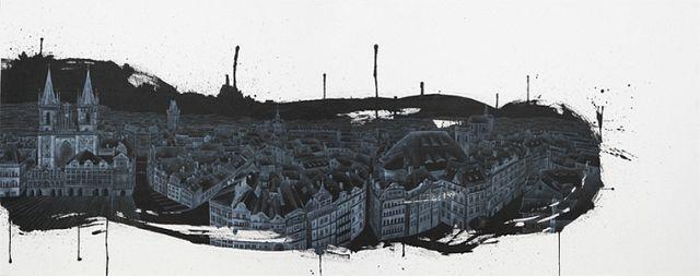 Cityscapes by Jieun Park