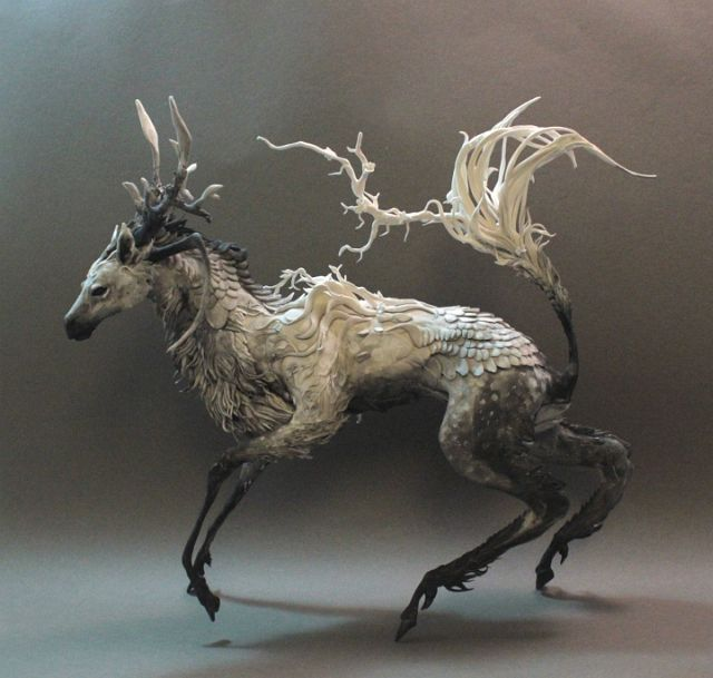 Creatures from El - by Ellen Jewett