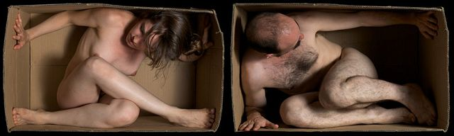 In Boxes - photography by Hector Arnau