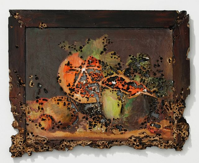 Installations by Valerie Hegarty