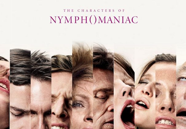 "Movie Posters for ""Nymphomaniac"" - movie by Lars Von Trier"