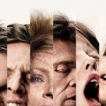 "Orgasmic faces in promotional posters for Lars Von Trier's ""Nymphomaniac"""