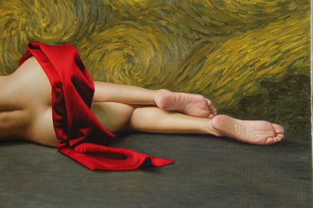 Paintings by Omar Ortiz