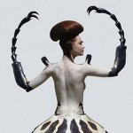 Fascinating women-insects in photography by Laurent Seroussi