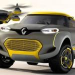 Renault KWID concept car for modern day explorer