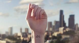 """""""Tiny Tattoo"""" symbolism by Austin Tott"""