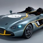 Aston Martin CC100 Speedster is a 180-mph centennial celebration