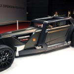 Espera Sbarro Eight Concept is the best student project car in history