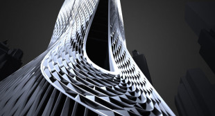 Could Zaha Hadid's Miami Tower Look Anything Like This?