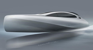 Mercedes mastering the seas with 'Silver Arrows' yacht concept