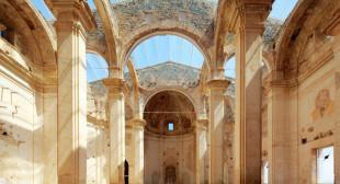 Ferran Vizoso Architecture frames a derelict church